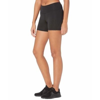 リーボック ハーフ&ショーツ ボトムス レディース Workout Ready Hot Shorts Black 1