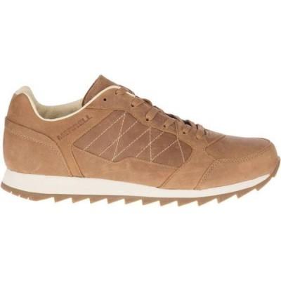 メレル メンズ スニーカー シューズ Merrell Men's Alpine Leather Sneaker