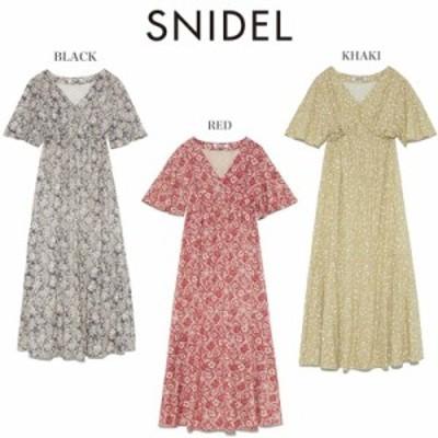 SNIDEL スナイデル 通販 バリエーションカットワンピース swco204170 レディース 2020秋. ワンマイル ドレス  ワンマイルウェア
