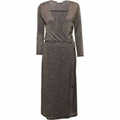 グレート プレインス Great Plains レディース ワンピース Vネック ラップドレス ワンピース・ドレス Ivy Jersey V Neck Wrap Dress Blac