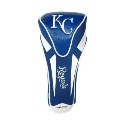 (新品) Team Golf MLB Kansas City Royals Golf Club Single Apex Driver Headcover, Fits All Oversized Clubs, Truly Sleek Design