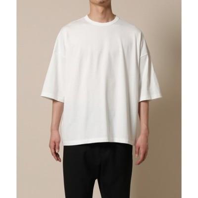 tシャツ Tシャツ 【NORITAKE】ドレープジャージー ビッグシルエットクルーネックTシャツ〈WEB・一部店舗限定〉
