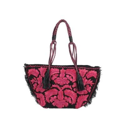 アンティック バティック Antik Batik  レディース ショルダーバッグ メッセンジャーバッグ 鞄 ブラック