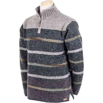 ランドロマット Laundromat メンズ ニット・セーター トップス tahoe sweater Military