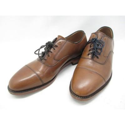 JOHNSTON&MURPHY ジョンストンアンドマーフィー ストレートチップシューズ SIZE:26.5cm メンズ 靴 ∴WT1893