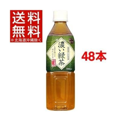 神戸茶房 濃い緑茶 ( 500ml*48本入 )/ 神戸茶房