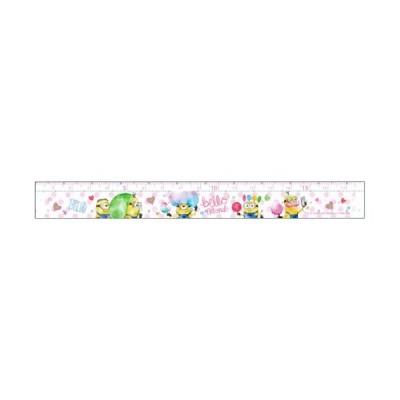 怪盗グルー[ミニオンズ]MinionsFancyStyleぴったり定規18cm(端から測れるじょうぎ)(S4006143)