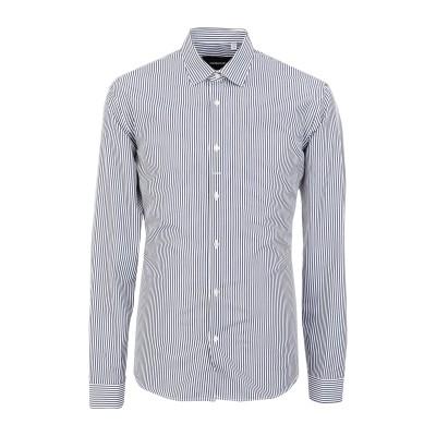 COSTUMEIN シャツ ダークブルー 48 コットン 100% シャツ
