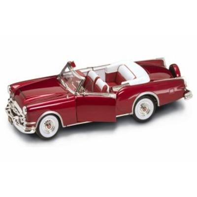 Road Signature 1:18 1953年モデル パッカード キャリビアン コンバーティブル