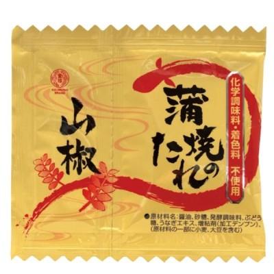 金印/蒲焼のたれ&山椒 (12g&0.15g)×50個(WJ-20)