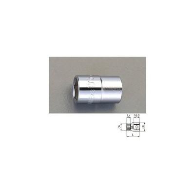 エスコ ESCO 1/2DRx24mm ソケット EA618KK-24 [I080207]