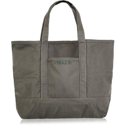 トートバッグ キャンバス 大容量 グローサリートートバッグ 肩掛け 折りたたみ 軽量 (olive)