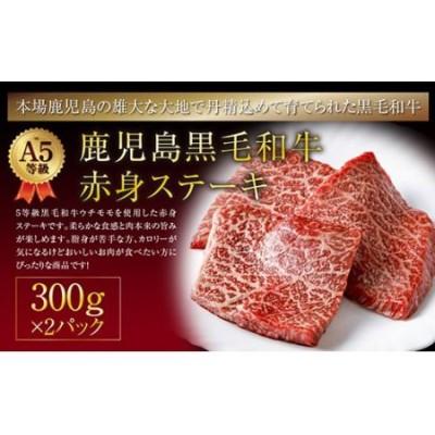 1006-1 黒毛和牛【A5等級】赤身ステーキ600g