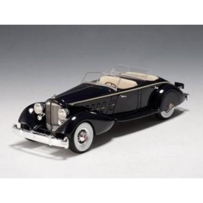 【送料無料】ミニカー Packard Twelve 1108 Le Baron Resin Model Car 輸入品