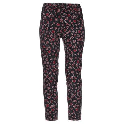 リュー ジョー LIU •JO パンツ ブラック 38 レーヨン 100% パンツ