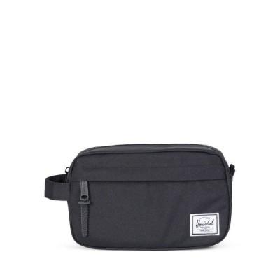 バッグ バックパック ハーシェルサプライ Herschel Supply Co. Chapter Travel Kit Carry On in Black