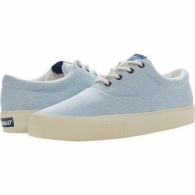 セバゴ Sebago レディース スニーカー シューズ・靴 John Panama Light Blue/White