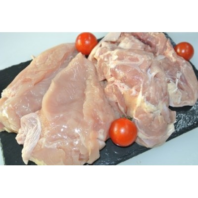 B-024  山形県産鶏もも肉約2kgと山形県産鶏むね肉約2kg