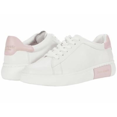 ケイト スペード スニーカー シューズ レディース Lift Optic White/Tutu Pink
