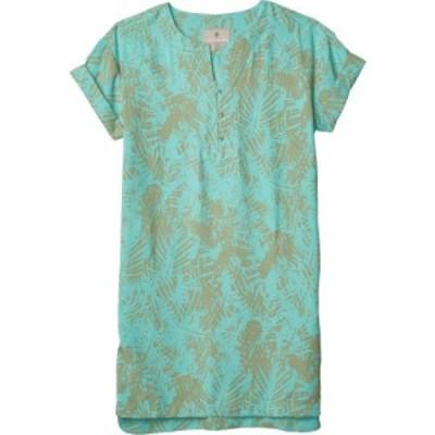 ロイヤルロビンズ Royal Robbins レディース ワンピース ワンピース・ドレス Bergen Dress Turquoise