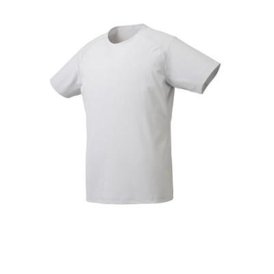 デサント(DESCENTE)エンジニアード 半袖Tシャツ DMMRJA51Z GY