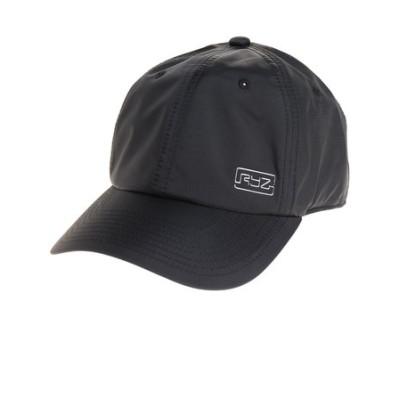 ライズ(RYZ)帽子 メンズ キャップ TPU プリントキャップ 897R1ST8647 BLK 日よけ