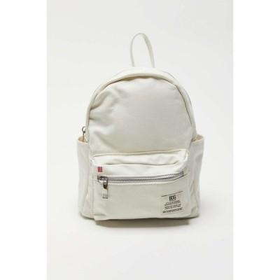 ビーディージー BDG レディース バックパック・リュック バッグ mini backpack Ivory
