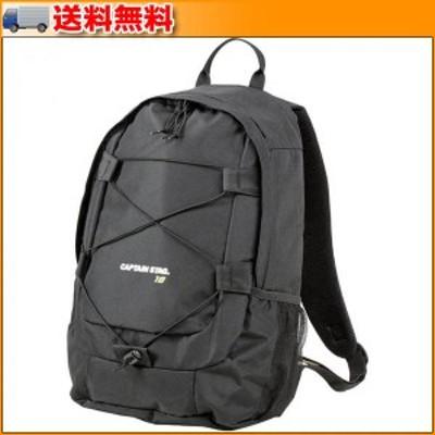 FEEL BOSCO リュックサックバッグ ブラック 18L UM-2326 ▼シンプルなデザインのリュックサックバッグ