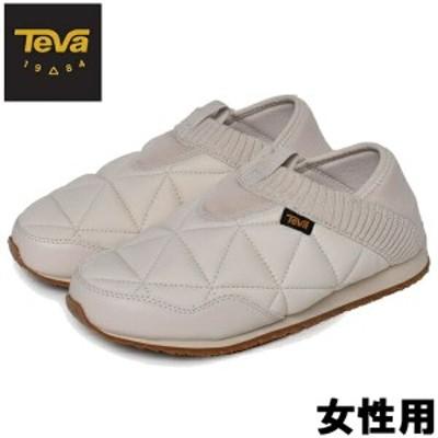 テバ エンバーモック 女性用 TEVA EMBER MOC 1018225 レディース スリッポン(01-15072006)