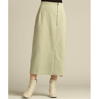 スカート オヤココールテンストレッチスカート