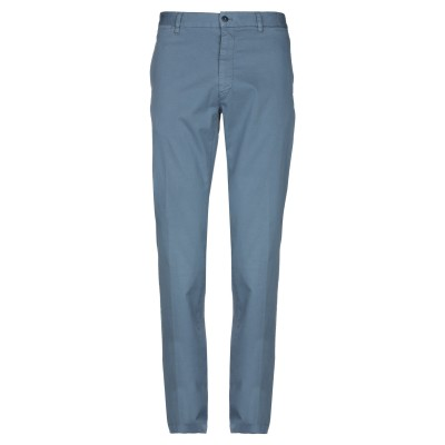 メイソンズ MASON'S パンツ ブルーグレー 54 コットン 97% / ポリウレタン 3% パンツ
