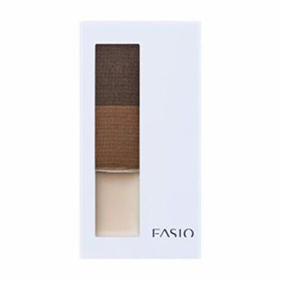 fasio(ファシオ) アイブロウ パウダー&ベース br300 ブラウン 2.5g