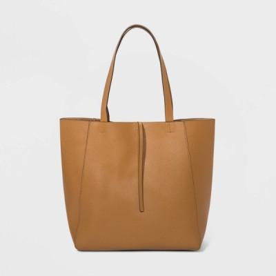 ニューデイ A New Day レディース トートバッグ バッグ Reversible Magnetic Closure Tote Handbag - Brown/Gold