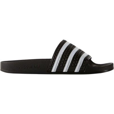 アディダス adidas メンズ サンダル シューズ・靴 Originals Adilette Slides Black/White