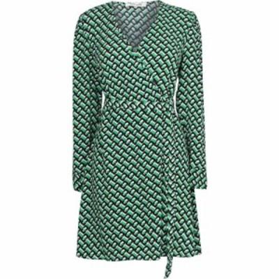 ダイアン フォン ファステンバーグ DIANE VON FURSTENBERG レディース ワンピース ワンピース・ドレス Saville Long Sleeve Dress D Chai