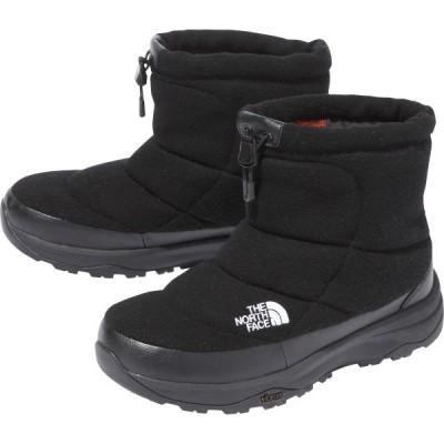 ザ・ノース・フェイス アウトドア ブーツ 長靴  メンズ ヌプシ ブーティーウールVショート TNFブラック THE NORTH FACE NF51979-K
