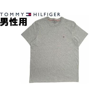 トミーヒルフィガー メンズ Tシャツ 半袖 ベーシック コットン コア フラッグ クルーネック S/S TEE TOMMY HILFIGER 01-26090801
