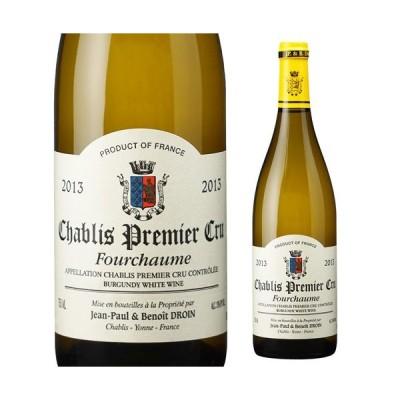 シャブリ プルミエ クリュ フルショーム 2017 ジャンポール エ ブノワ ドロワン 750ml フランス ブルゴーニュ 白ワイン 1級