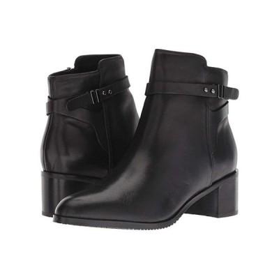 クラークス Poise Freya レディース ブーツ Black Leather