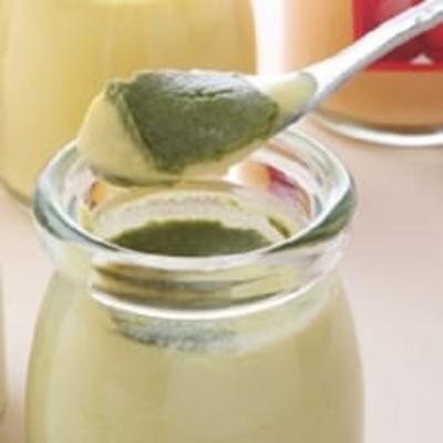 「とろ~り 濃厚!」逸品 健康野菜無添加モロヘイヤプリン6個セット
