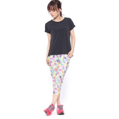 フィラ FILA レディース フィットネス チュニックシャツ Tシャツ・キャミ・ルーズボトム3点セット 348572 0