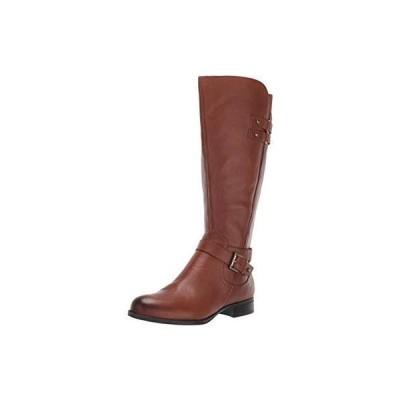 レディース 靴 ブーツ Naturalizer Women's Jackie Wide Calf Knee High Boot