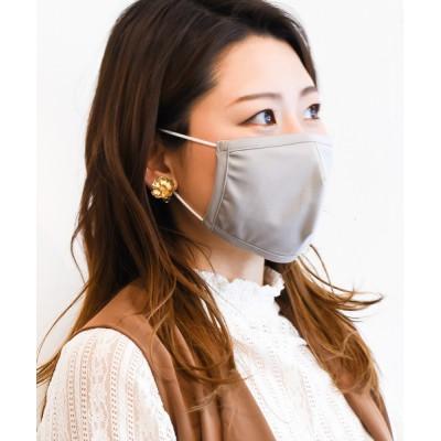 大人用 接触冷感洗えるマスク 1パック3枚入りセット