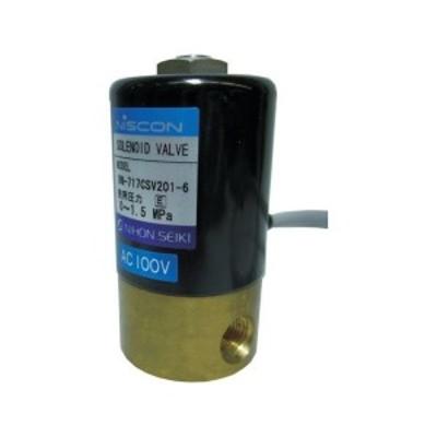 日本精器 2方向電磁弁6AAC200V717CS BN-717CSV201-6-E200