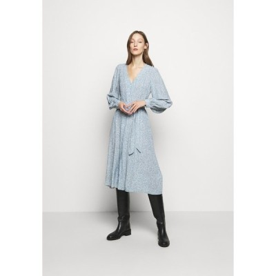 セカンド デイ ワンピース レディース トップス MARCIA SUPINE - Day dress - faded denim