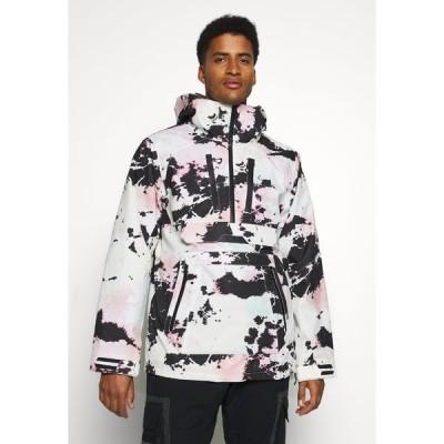 ボルコム ジャケット&ブルゾン メンズ アウター BRIGHTON PULLOVER - Snowboard jacket - multicoloured