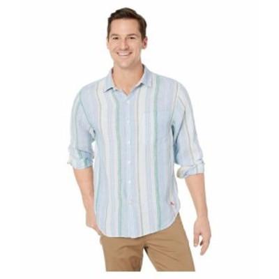 Tommy Bahama トミーバハマ 服 一般 Break Line Stripe Shirt