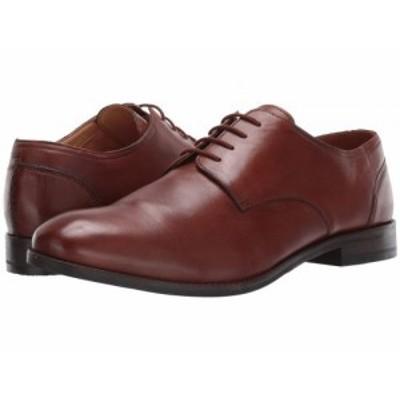 Clarks クラークス メンズ 男性用 シューズ 靴 オックスフォード 紳士靴 通勤靴 Flow Plain British Tan Leather【送料無料】