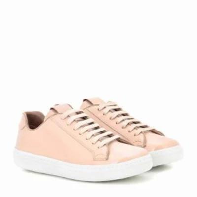 チャーチ スニーカー Mirfield patent leather sneakers Light/Pink/White