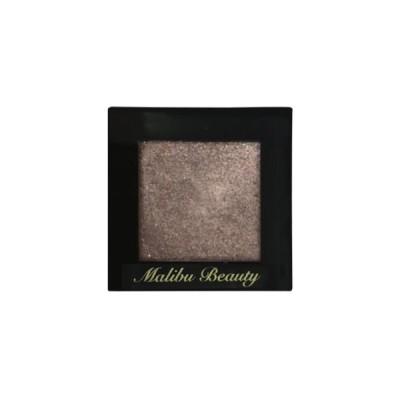 青和通商 マリブビューティー シングルアイシャドウ ブラウンコレクション 04:コーヒーブラウン 1.6g